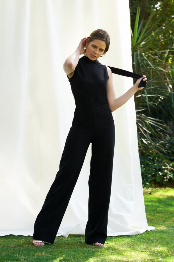Black Jumpsuit - Filippa